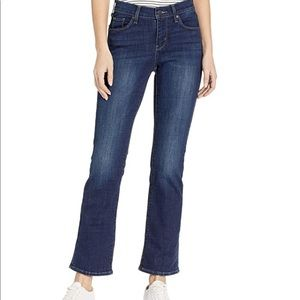 Levi 512 Perfectly Slimming Bootcut Jeans